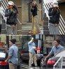 Non loin de mettre fin à leur romance de trois ans, Zac Efron et Vanessa Hudgens ont été repérés séparement à Studio City, CA, le mercredi (22 Décembre).