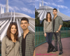 Joe Jonas et Ashley Greene ont été repérés au Florida's Disney Magic Kingdom hier (29 Décembre).Photos de coupke Parfait !