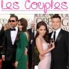 Les Stars Au Golden Globe .