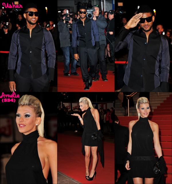 NRJ Music Awards !!!