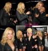 Beyonce   -était présente aux Grammy Awards en compagnie De Janelle Monae , Usher .... à Los Angeles, CA le dimanche (13 Février).   -a été aperçue lors d'une sortie à West Hollywood, CA, le lundi (Février 14).