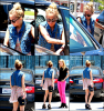 Nicole Richie a été repérée en allant dans un salon de manucure à Studio City, en Californie, hier (31 mai). Vintage :)