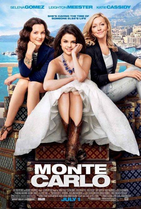 Je vous propose 2 films : Monte Carlo et Breaking Dawn !
