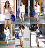 Ashley Greene a été aperçu à Studio City, CA le lundi (20 Juin).
