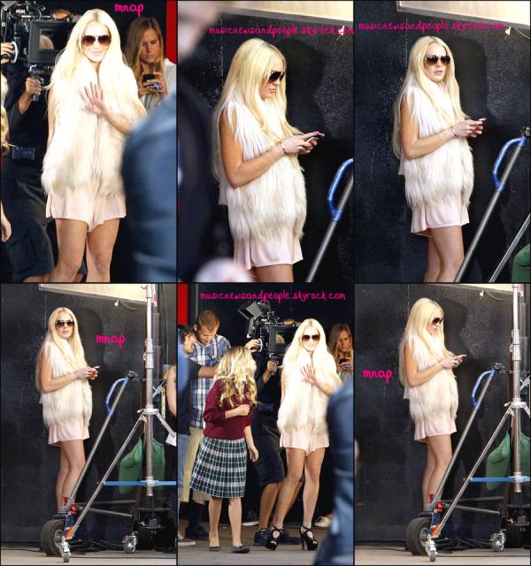 Lindsay , bah quoi qu'il arrive , sa sera toujours une star !    Lindsay Lohan aété aperçue(13 Juillet).