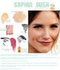 Makeup, Sophia Bush.