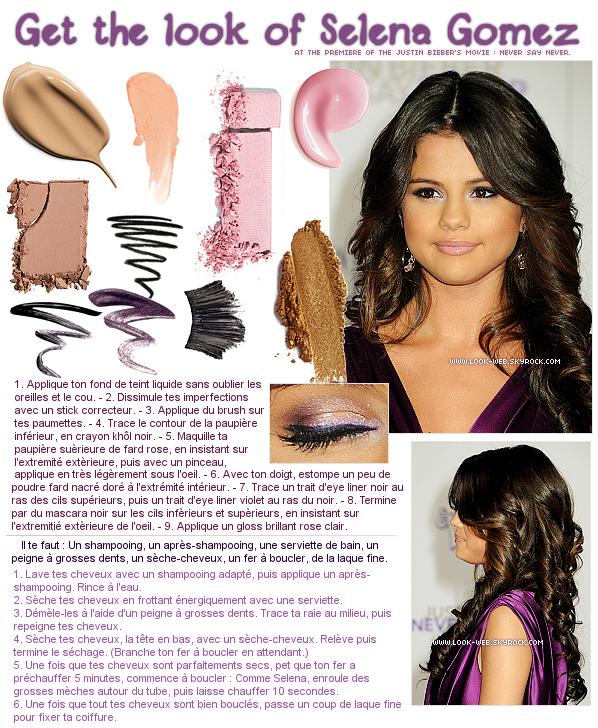 Look, Selena Gomez.