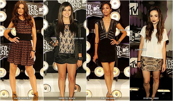 Event, MTV Awards 2011.