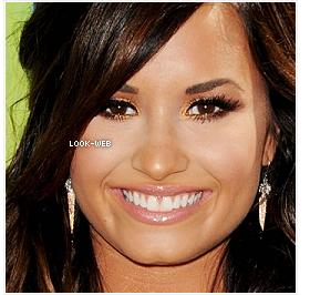 Makeup, Demi Lovato.