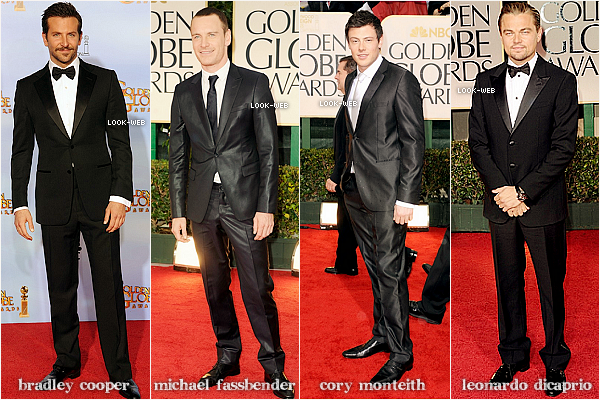 Event, Golden Globes 2012.