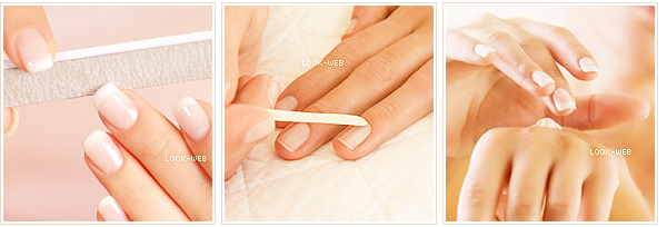Ongles, le soin des ongles.