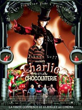 Charlie et la chocolaterie .