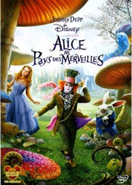 Alice au pays des Merveilles.