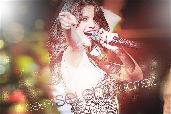 .  ๑ Toutes l'actualiter de Miss. Selena Gomez sur Selenita .