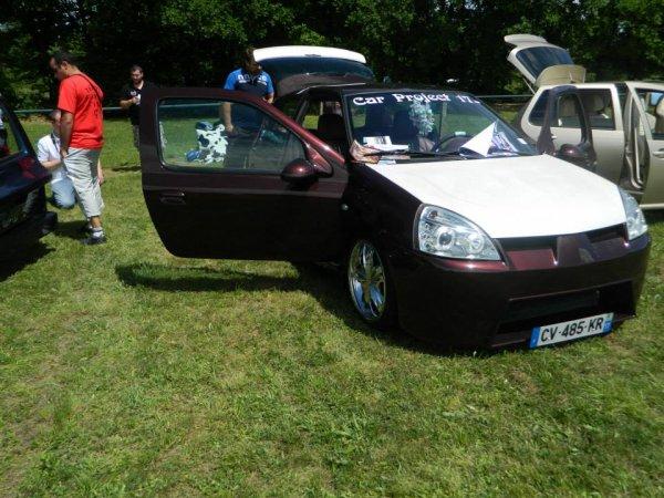 Raphaël , Clio 3e generation