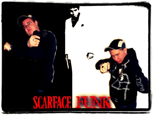$$ SCARFACE FUNK INÉDIT MIX LYON RECORD MADE IN KAMIKAZZ69800 PROD 2012 $$