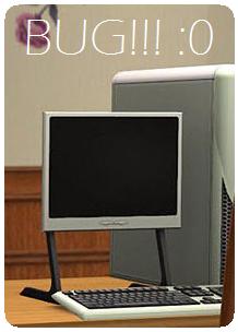 GROS BUG! :0 AIDEZ-MOI, SVP! LA VIE DU BLOG EST EN JEU! J'AI BESOIN DE VOTRE AVIS!
