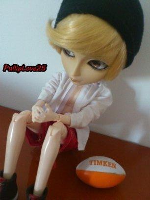Mon 1er Taeyang // Andrew