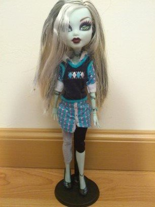 Vente de Monster High!!