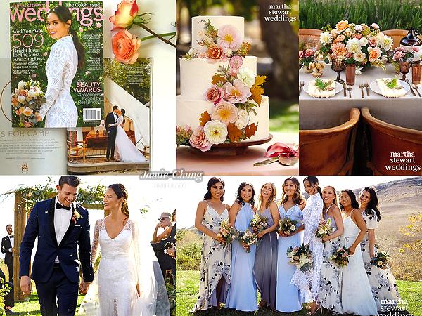 Découvrez les scans du magazine Weddings qui publie les photos du mariage de Jamie et Bryan Greenberg. Ces photos sont vraiment parfaites, je n'ai rien à dire. Jamie était vraiment la plus belle. - On peut voir que les photos sont remplies d'amour.