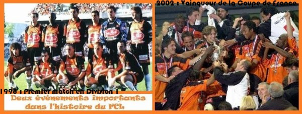 Historique du FC Lorient depuis 1926