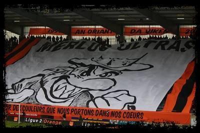 Merlus Ultras - Principal groupe de supporters