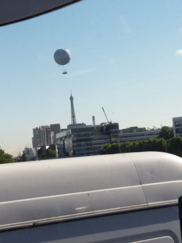 Petit voyage à Paris