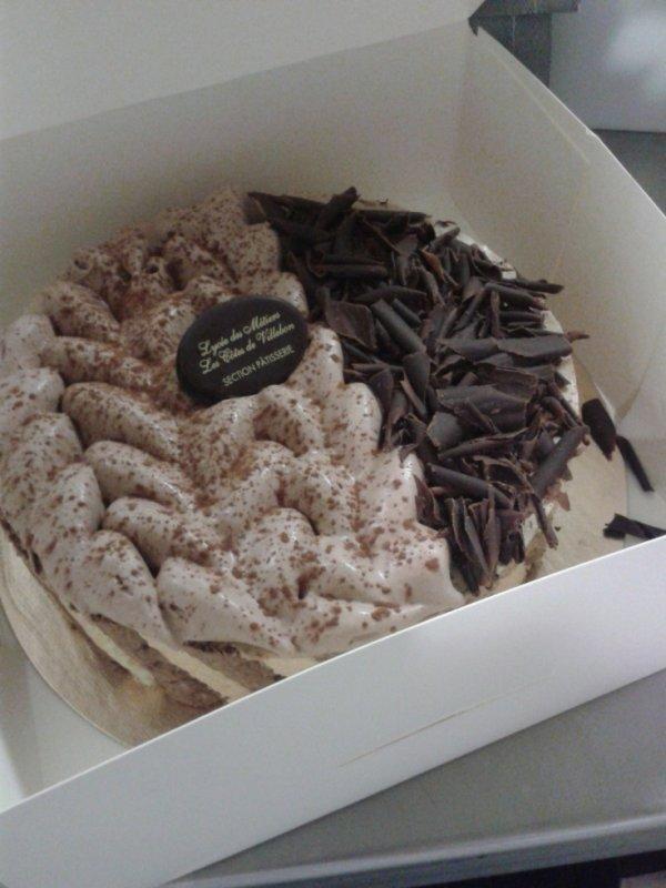 Bavaroise Chocolat-Café