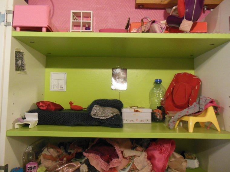 Ma doll house!!!