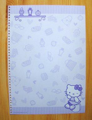 Mémos & Feuille de Carnet HK Collection Boutique by Sanrio