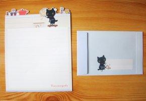 Letter Set Kutusitanyanko by San-X