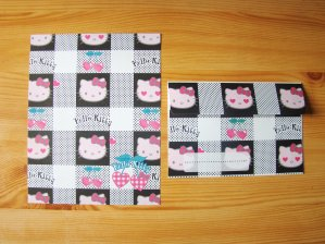 Letter Set HK Collection Cherry by Sanrio