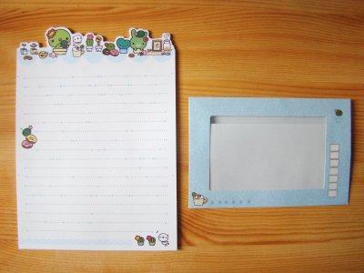 Letter Set by San-X