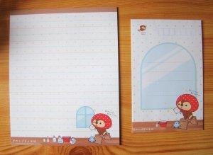 Letter Set Kireizukinseikatu by San-X