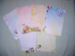Feuilles Diddl Taille A4