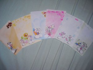 Feuilles Diddl Taille A6 (petit)