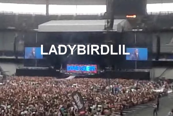 Review du 08.06.13 , Rihanna/David Guetta au Stade de France.