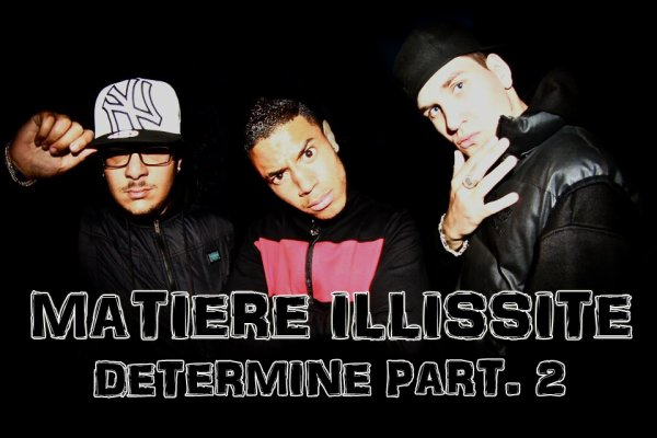 Mixtape Determinè Part 2 / Determiné Part 2 Feat S2keyz (2012)