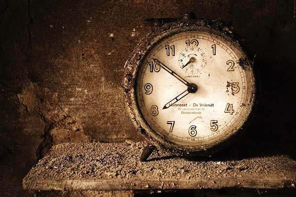 Le temps est la clé du bonheur !