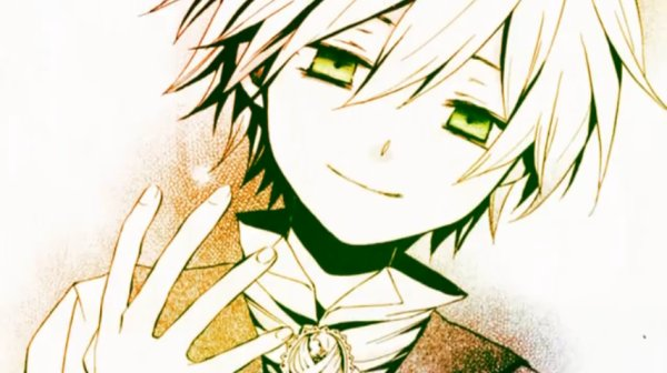 ~ Pandora Hearts : Oz Vessarius x Alice