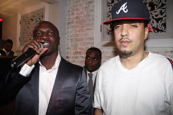AKON FEAT FRENCH MONTANA - HURT SOMEBODY ( HOT ) (2012)
