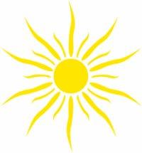 Soleil, quel est ta couleur ?