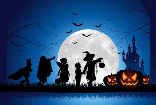 La danse d'Halloween !
