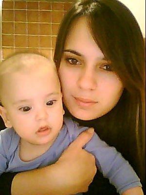 matéo et moi le 11/12/2010