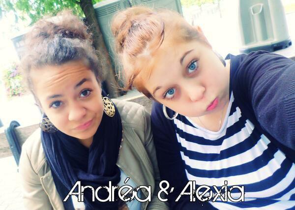 Alexia et moi :)<3
