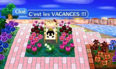 C'est les VACANCES !!!!!!! Défis 2