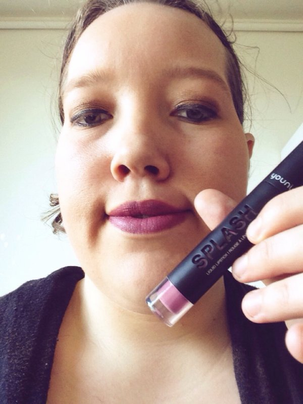 SPLASH liquide lipstick