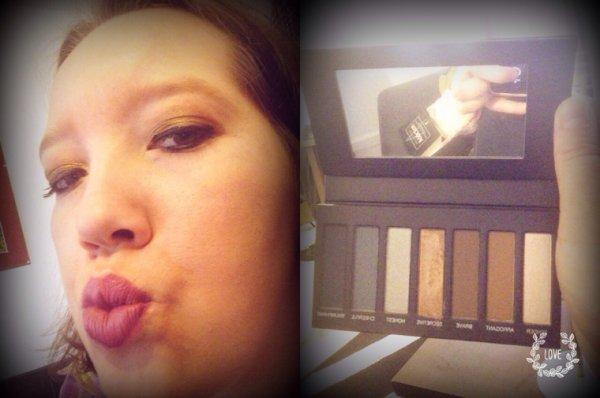 Maquillage du jours