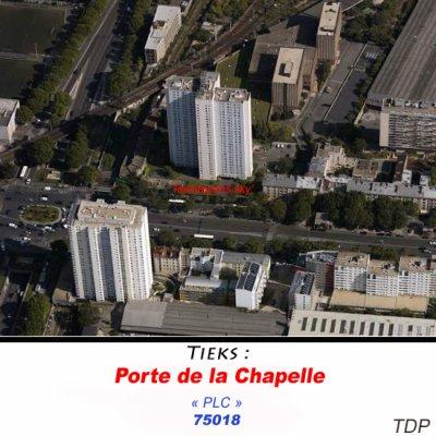 Porte de la chapelle les cit s de paris - Porte de la chapelle five ...