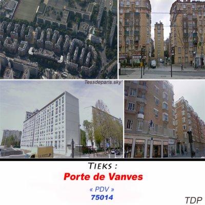 Porte de vanves les cit s de paris - Conforama porte de vanves ...
